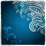 Wit etnisch ornament Royalty-vrije Stock Afbeeldingen