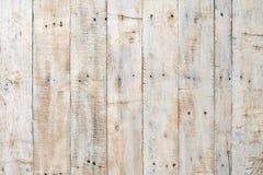 Wit houten paneel royalty-vrije stock foto's
