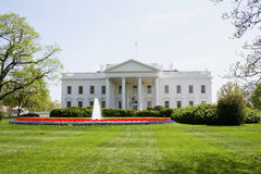Wit huis Royalty-vrije Stock Foto