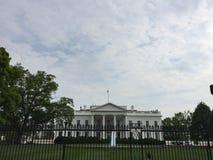 Wit Huis de V.S. royalty-vrije stock afbeelding