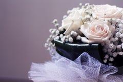 Wit huwelijksboeket Royalty-vrije Stock Afbeelding