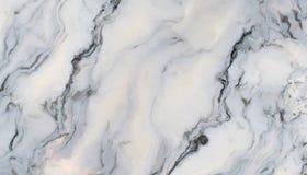 Wit krullend marmer vector illustratie