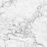 Wit marmeren textuur abstract patroon als achtergrond Stock Afbeelding