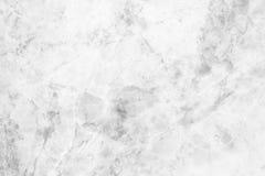 Wit marmeren textuur abstract patroon als achtergrond Stock Afbeeldingen
