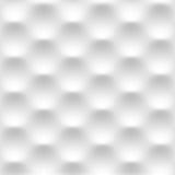 Wit naadloos patroon Royalty-vrije Stock Foto