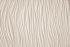 Wit ruw pleister overzees zand op muur royalty-vrije stock foto