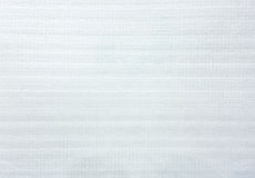 Wit Schuimdocument voor verpakkingstextuur Royalty-vrije Stock Fotografie