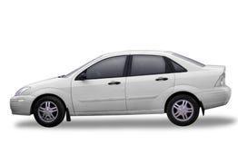 Wit Toyota Stock Afbeelding