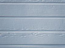 Wit van houten textuur vastgestelde horizontale blootstelling aan het Zonlicht Royalty-vrije Stock Foto