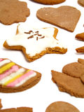 Święta ciasteczka Obraz Royalty Free