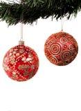 Święta się jaj drzewa świąt Fotografia Stock