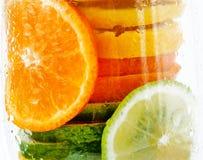 Witamina owocowy koktajl Obraz Stock