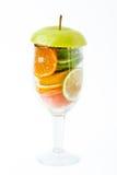 Witamina owocowy koktajl Zdjęcie Stock
