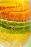 Witamina owocowy koktajl Fotografia Stock
