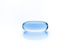 Witaminy Omega-3 rybiego oleju kapsuły Obrazy Stock