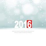 witamy w karty nowego roku Obraz Royalty Free