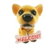 witamy w psa Zdjęcia Stock