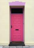 witamy w różowym Obrazy Stock