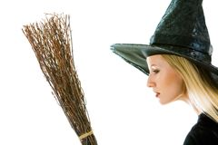 Witch Royalty Free Stock Image