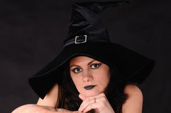 Witch Royalty Free Stock Photos