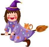 Witch Royalty Free Stock Photo