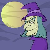 A witch Stock Photo