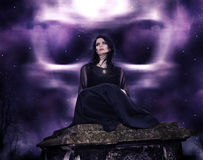 Free Witch Stock Images - 45956744