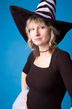Witch. Stock Images