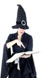 witch Στοκ εικόνα με δικαίωμα ελεύθερης χρήσης
