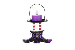 Witch Candle Stock Images