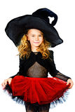 Witch costume Stock Image