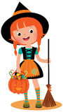 Witch Halloween Stock Images
