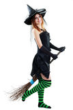 Witch halloween Royalty Free Stock Photography