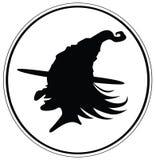 Witch head Stock Photo