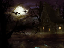 Witch House Stock Image