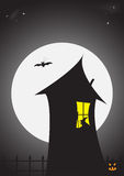 Witch House Royalty Free Stock Photography