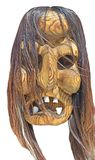 Witch Mask royalty free stock photography