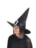 Witch portrait Royalty Free Stock Photos