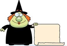Witch Spell Stock Images