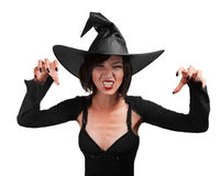 Witch spell Royalty Free Stock Image