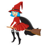 Witch vector illustration