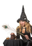 A witch Stock Photos