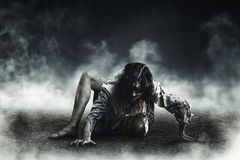 Witch Zombie Stock Images