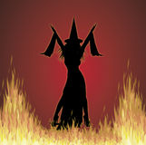 Witchcraft 1 Royalty Free Stock Images