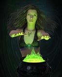 witchcraft ilustração do vetor