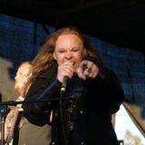 Witchers-Kredo - Dennis Hedlund lizenzfreies stockbild