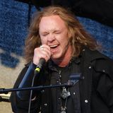 Witchers-Kredo - Dennis Hedlund lizenzfreie stockfotos