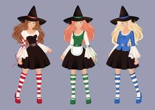 Witches Stock Photos