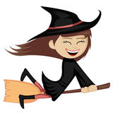 Witches all around Royalty Free Stock Photo