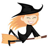 Witches all around Royalty Free Stock Photos